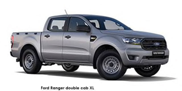 Ford Ranger 2.2TDCi double cab Hi-Rider XL auto_1