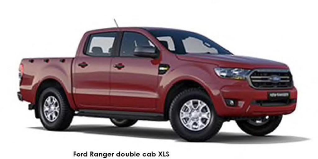 Ford Ranger 2.2TDCi double cab 4x4 XLS auto_1