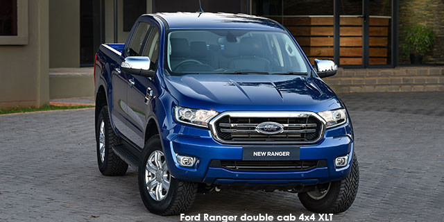 Ford Ranger 2.0Turbo double cab 4x4 XLT auto_3