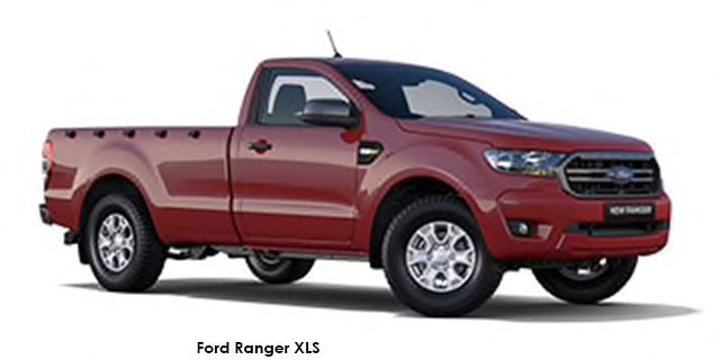 Ford Ranger 2.2TDCi 4x4 XLS auto_1