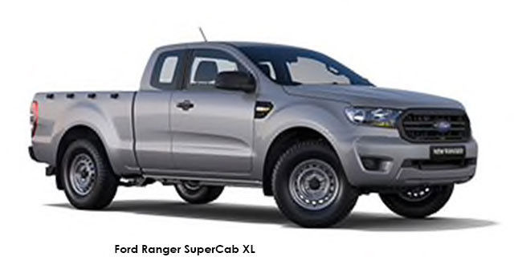 Ford Ranger 2.2TDCi SuperCab Hi-Rider XL_1