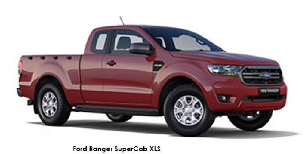 Ford Ranger 2.2TDCi SuperCab Hi-Rider XLS auto_1