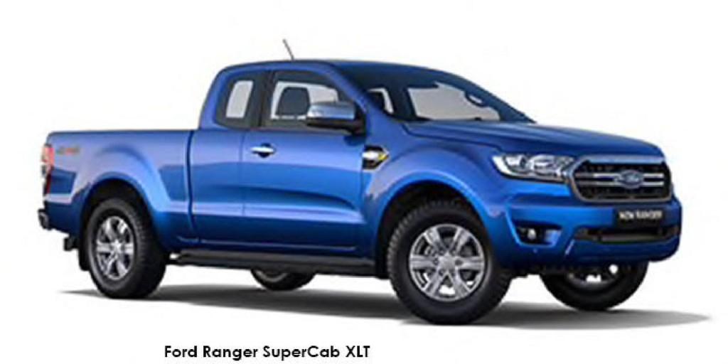 Ford Ranger 3.2TDCi SuperCab 4x4 XLT auto_1