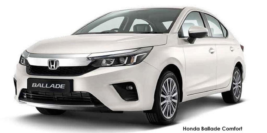 Honda Ballade 1.5 Comfort_1