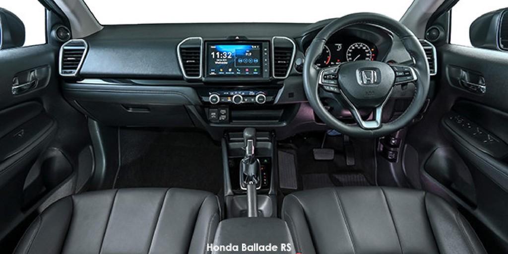 Honda Ballade 1.5 Comfort_2
