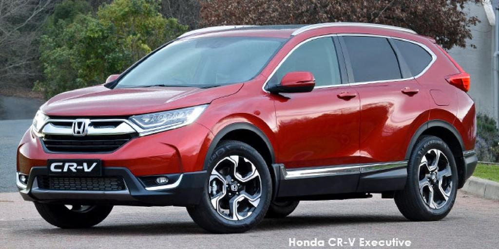 Honda CR-V 2.0 Elegance_1