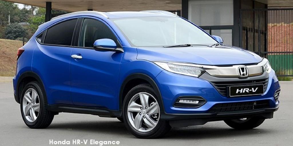 Honda HR-V 1.8 Elegance_2