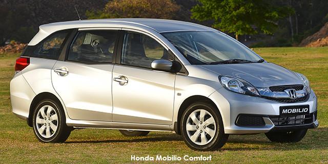Honda Mobilio 1 5 Comfort Auto Specs In South Africa Cars Co Za