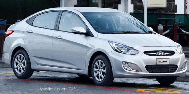 Hyundai Accent sedan 1.6 Motion