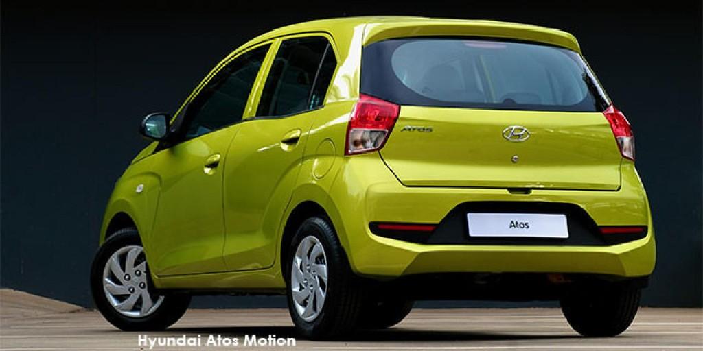 Hyundai Atos 1.1 Motion_3