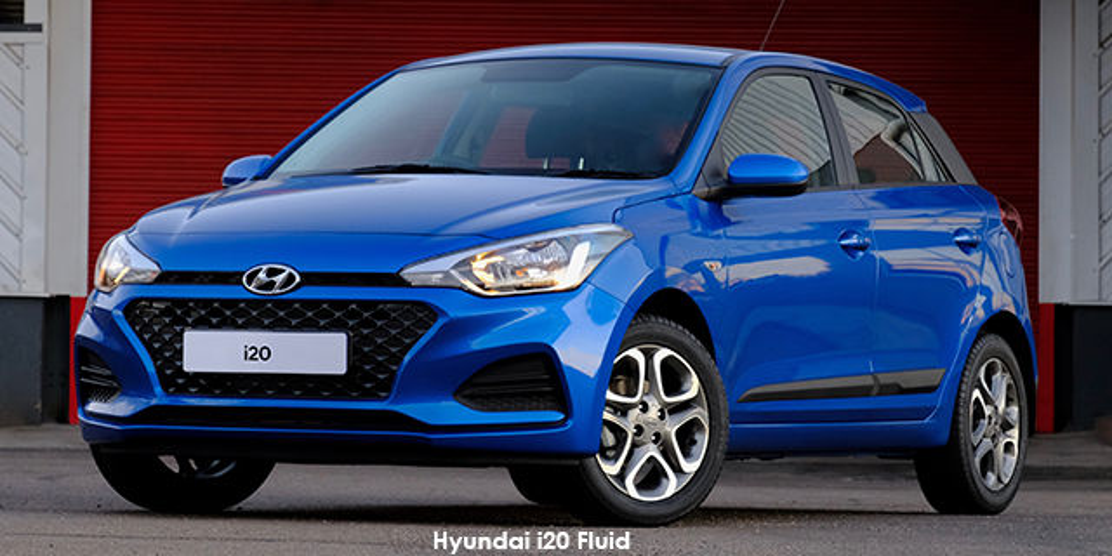 Hyundai i20 1.4 Fluid_1
