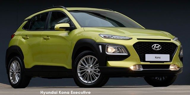 Hyundai Kona 1.0T Executive_1