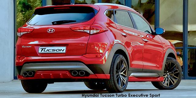 hyundai tucson 1.6 turbo 4wd elite sport specs in south africa
