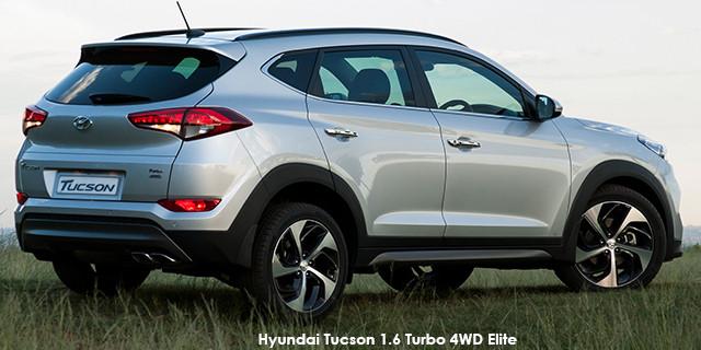 hyundai tucson 1.6 turbo 4wd elite specs in south africa - cars.co.za