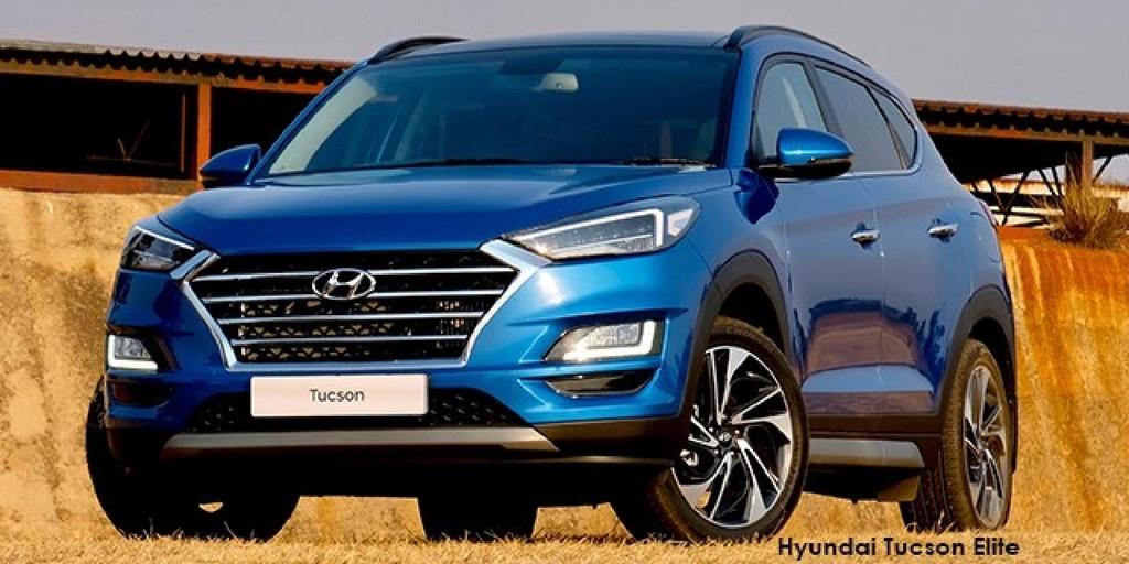 Hyundai Tucson 2.0D Elite_1