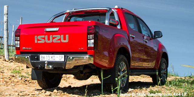 Isuzu D-Max 3.0 TD double cab 4x4 LX auto_2