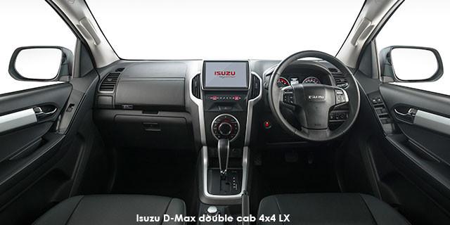 Isuzu D-Max 3.0 TD double cab 4x4 LX auto_3