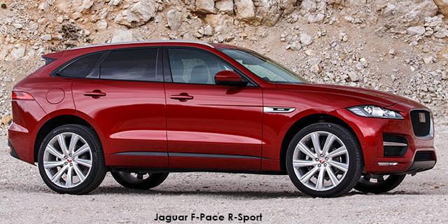 Jaguar F-Pace 25t Pure_1