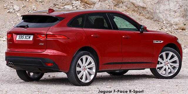 Jaguar F-Pace 25t Pure_2