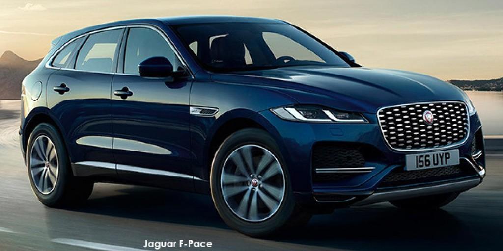 Jaguar F-Pace D200 AWD S