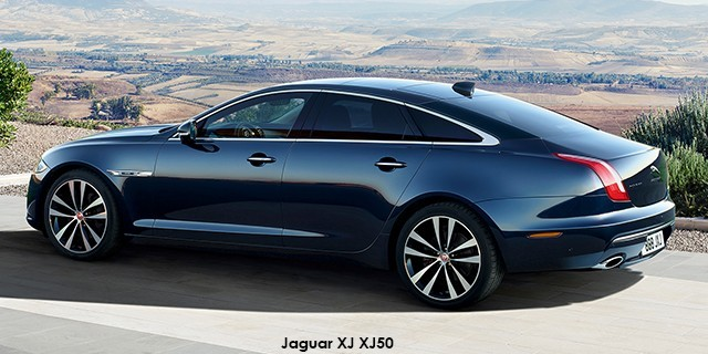 Jaguar XJ 3.0D XJ50_2