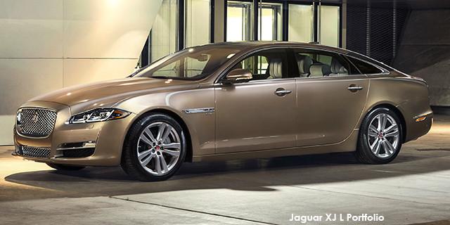Jaguar XJ 3.0 Supercharged Portfolio Specs in South Africa ...