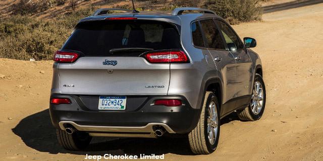 Jeep cherokee longitude specs