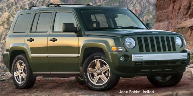 jeep patriot 2 4l limited_1