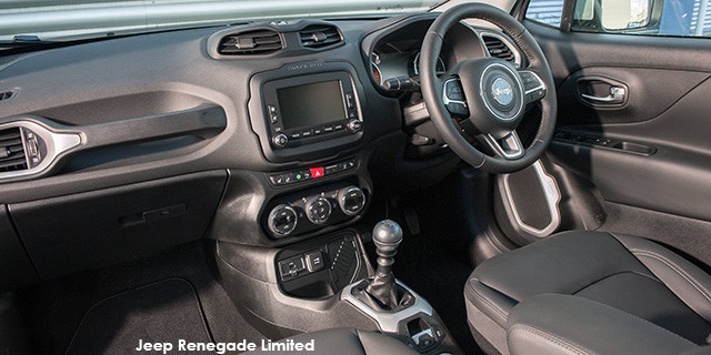 Jeep Renegade 1.4L T Limited Launch Edition_3
