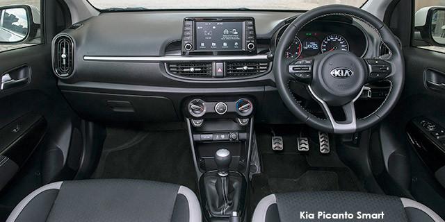 Kia Picanto 1.0 Start auto_3