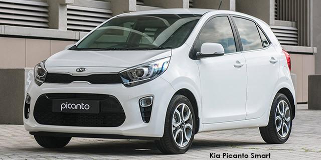 Kia Picanto 1.0 Style auto_1