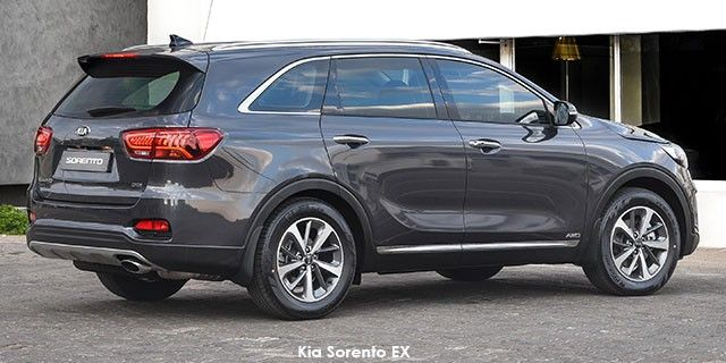 Kia Sorento 2.2CRDi AWD EX_2