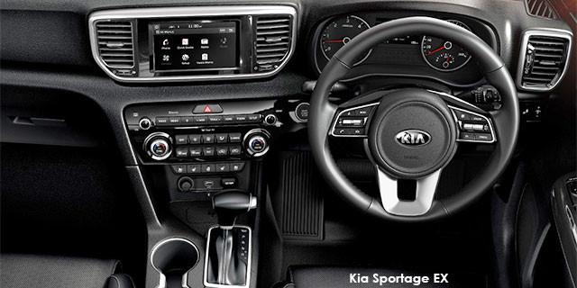 Kia Sportage 2.0CRDi EX Plus_3