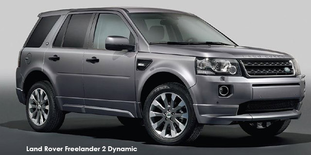Land Rover Freelander 2 Si4 Dynamic Specs in South Africa - Cars co za