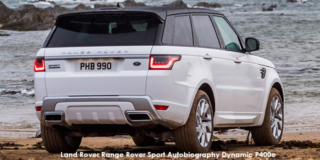 Land Rover Range Rover Sport Hse Dynamic P400e Specs In South Africa