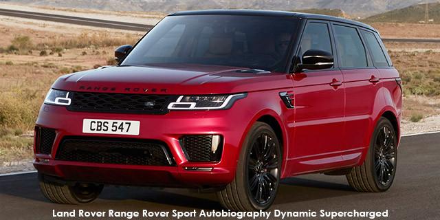 4c4126448 New Land Rover Range Rover Sport Specs & Prices in South Africa. Land Rover  Range Rover Sport S Si4