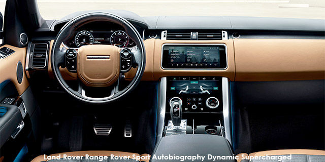 Land Rover Range Rover Sport HSE Dynamic Supercharged_3