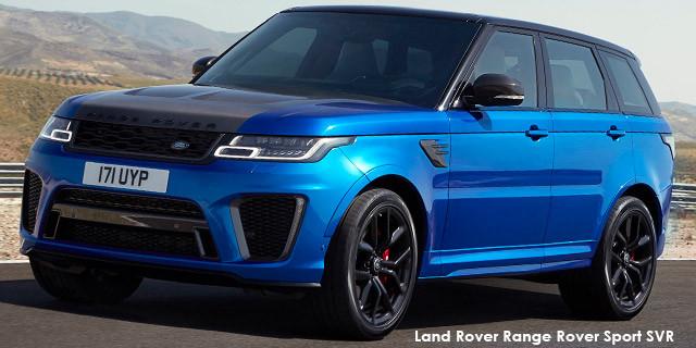 Land Rover Range Rover Sport SVR_1