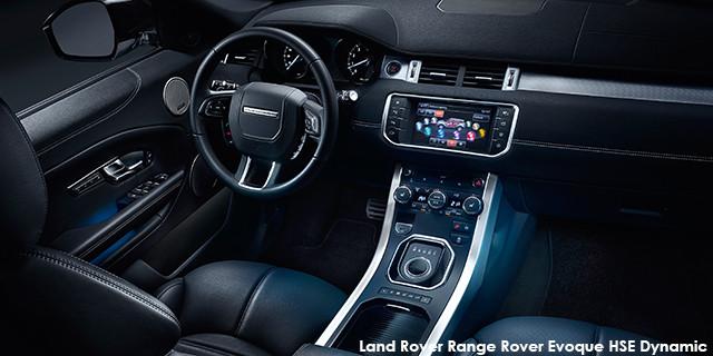 Land Rover Range Rover Evoque SE Si4_3