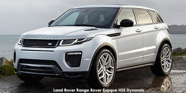 f03f1182d Land Rover Range Rover Evoque HSE Dynamic Si4 Specs in South Africa ...