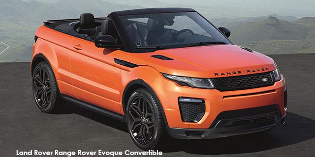 Land Rover Range Rover Evoque convertible HSE Dynamic Si4_1