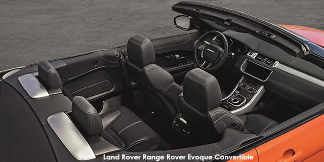 Land Rover Range Rover Evoque convertible HSE Dynamic Si4_3