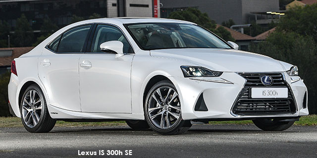Lexus IS 300h SE_1