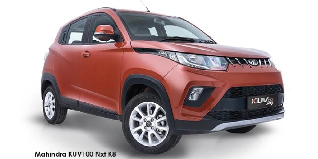 Mahindra KUV100 Nxt 1.2 G80 K2+_1
