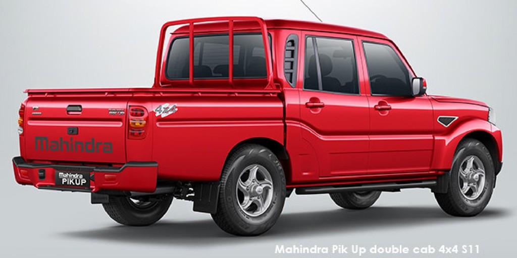 Mahindra Pik Up 2.2CRDe double cab S11_2