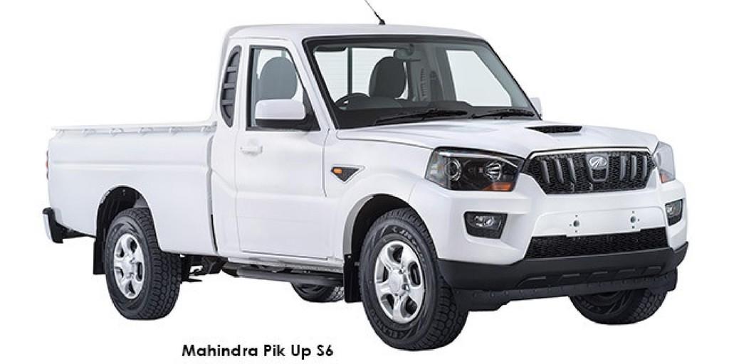 Mahindra Pik Up 2.2CRDe S4 4x4_1