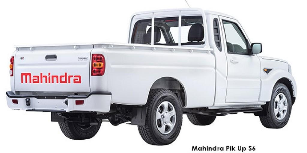 Mahindra Pik Up 2.2CRDe S4 4x4_2