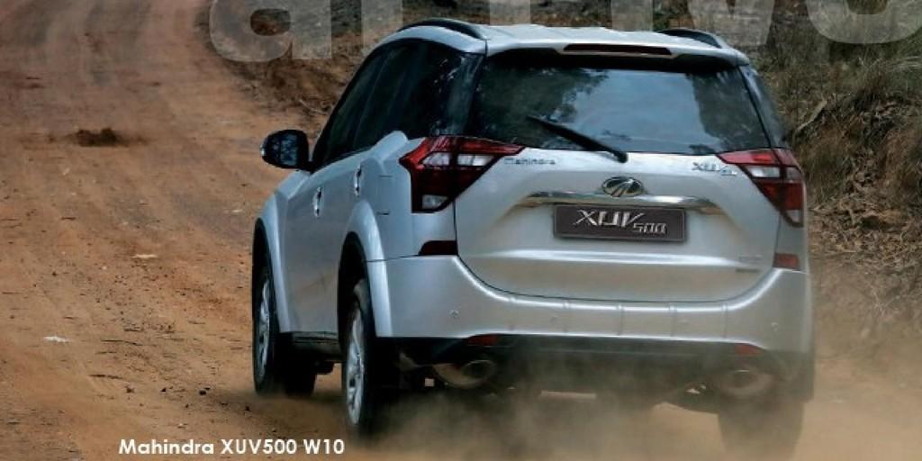 Mahindra XUV500 2.2CRDe W8 auto_2