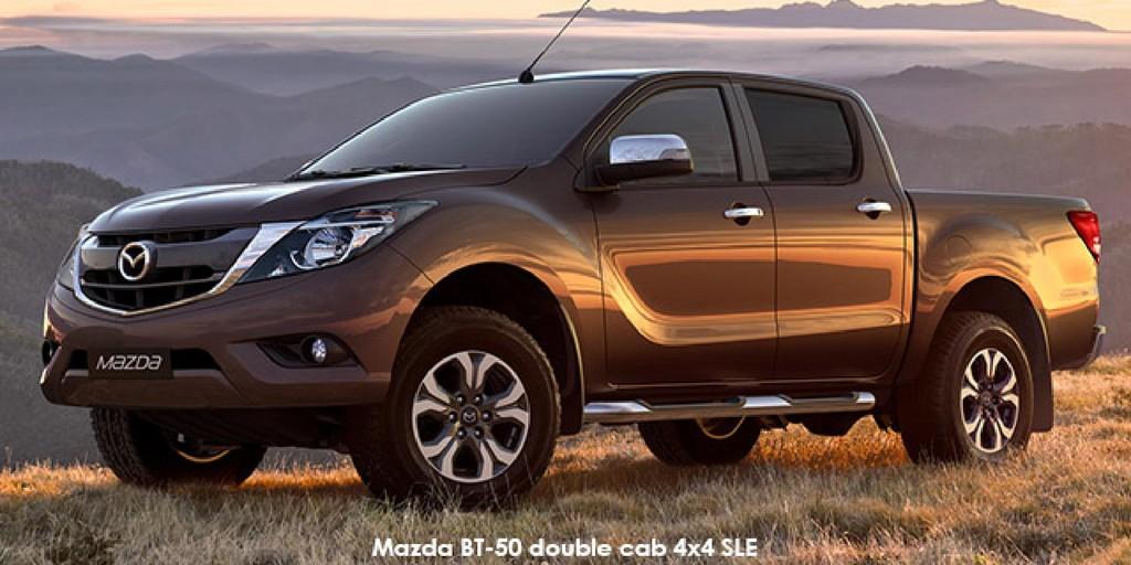 Mazda BT-50 3.2 double cab 4x4 SLE auto_1