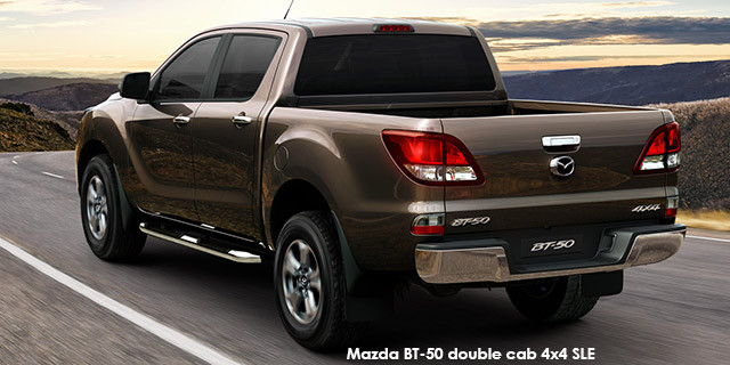 Mazda BT-50 3.2 double cab 4x4 SLE auto_2